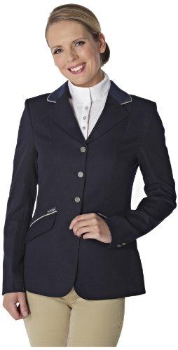Just Togs Ladies Beverley Show Jacket - Prenda para mujer azul marino