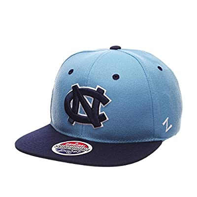 Zephyr North Carolina Tarheels UNC Z11 Snapback Hat by Zephyr