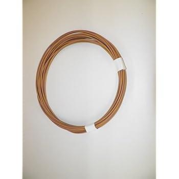 TXL tan Abrasion-Resistant General Wire 100 foot spool - 18 Ga