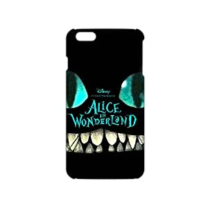 Cool-benz Alice in Bomberland 3D Phone Case for iPhone 6