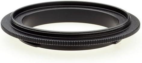 DSLRKIT - Anillo adaptador inversor de macro de objetivo de 52 mm ...