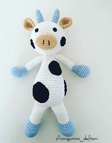 Amazon.com: Organic Amigurumi Doll , organic handmade amigurumi ... | 500x391