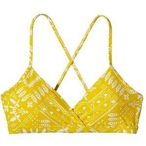 Patagonia Women's Print Kupala Bikini Top, QCY, Size X-Small