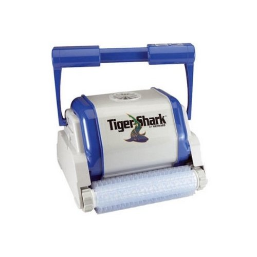 robot piscine tigershark quick clean avec caddy