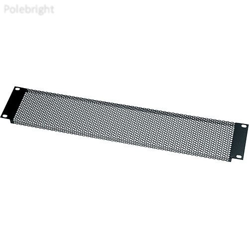 1u Blank Panel Set - VT1-CP12 Contractor Pack of 1U Vented Blank Panels (12 Pieces) - Polebright update