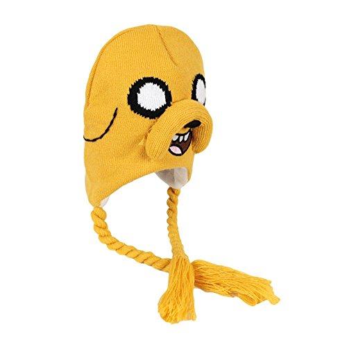 Officiel Adventure Time–Jake–Premium Bonnet en tricot