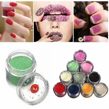 Buy 20ml Metallic Caviar Beads Nail Art Tips Decoration Online At