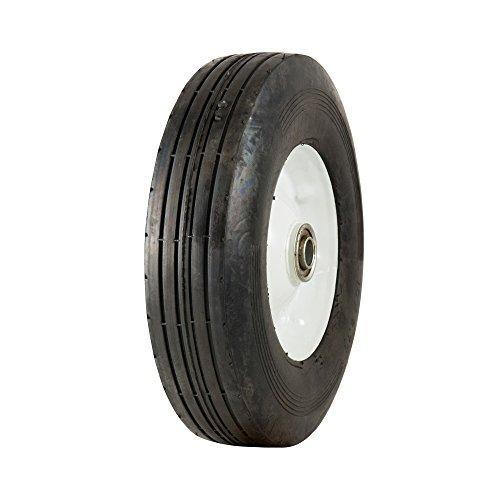 10 Inch Semi Pneumatic Wheels - Marathon 10x2.75