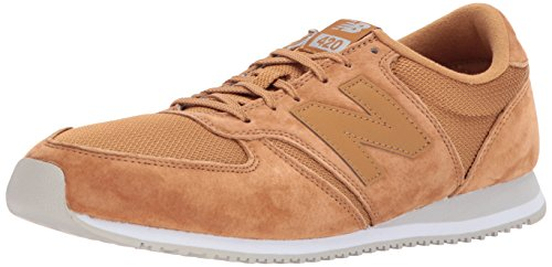 New Balance U420, Running Mixte Adulte Tan