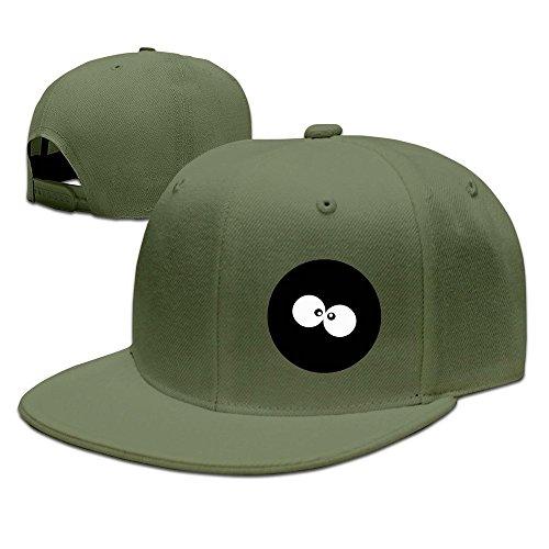 MaNeg Cartoon Eyes Unisex Fashion Cool Adjustable Snapback Baseball Cap Hat One Size - Bag Eye Fendi