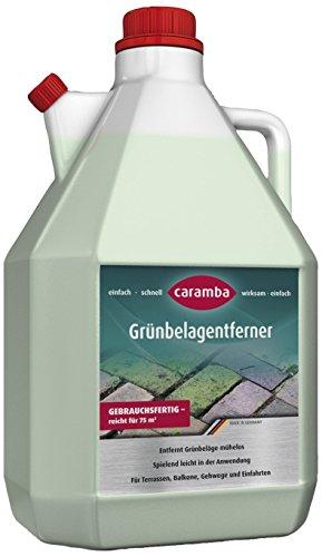 Rabatt auf Caramba Grünbelagsentferner!