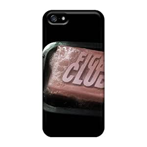 5/5s Scratch-proof Protection Case Cover For Iphone/ Hot Fight Club Phone Case