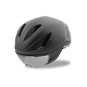 Giro Vanquish MIPS Cycling Helmet - Matte Black/Gloss Black Small