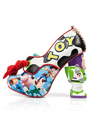 Toy Story You've Got a Friend in Me Woody and Buzz Heels qV8EY