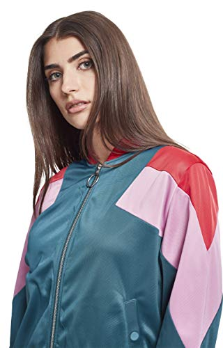 jasper Para Chaqueta Urban 01485 Multicolor Pink Mujer cool firered Classics qRwOOTX4