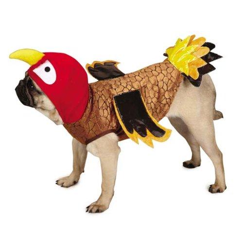 Lil Gobbler (Zack & Zoey Lil' Gobbler Costume, Large)