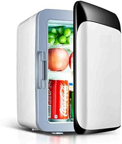 ZWH-ZWH ミニ車の冷蔵庫、クーラーやストーブ コンパクト、ポータブル、静か AC + DC互換-26.5 * 25 * 19センチメートル-10リットル 車載用冷蔵庫
