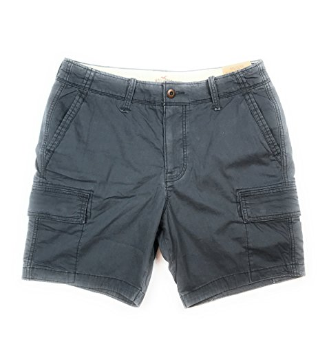 Hollister Men's Epic Flex Beach Prep Fit Cargo Shorts (Inseam: 7 1/4