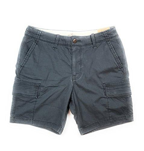 Hollister Men's Epic Flex Beach Prep Fit Cargo Shorts (Inseam: 7 1/4