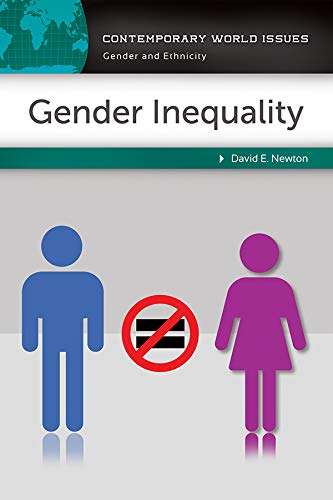 Gender Inequality: A Reference Handbook (Contemporary World Issues)