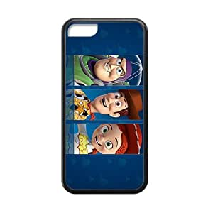 meilz aiaiQQQO woody toy story Hot sale Phone Case for iphone 6 plus 5.5 inch Blackmeilz aiai