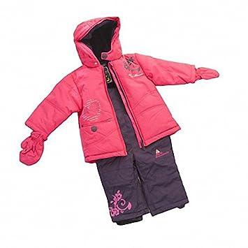 6f57cb05b1a7 Peak Mountain - Baby Girls Snowsuit bima  Amazon.co.uk  Sports ...