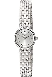 Tissot Women's 'T-Trend' Swiss Quartz Stainless Steel Casual Watch, Color:Silver-Toned (Model: T0580091103100)