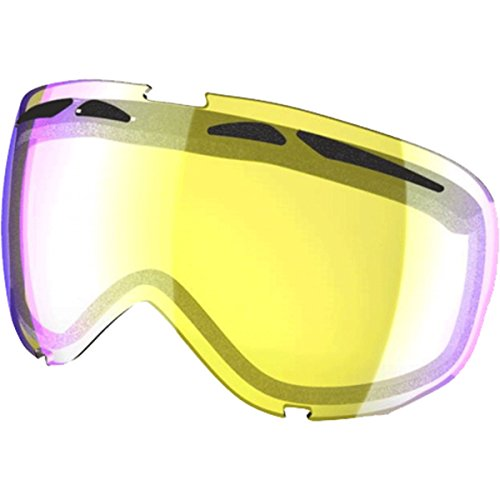 28b791009c Oakley Elevate Men s Replacement Lens Snow Goggles Accessories - HI Yellow One  Size