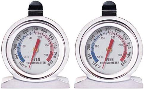 Compra GuDoQi 2 Piezas Termómetro para Horno 50°C A 300°C Medidor ...