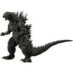 Bandai Tamashii Nations Figuarts MosterArts Figura de acción de Godzilla 2000 milenio, color especial versión S.H