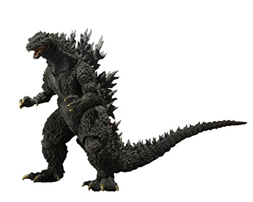 Bandai Tamashii Nations MonsterArts Godzilla 2000 Millennium Special Color Version S.H. Figuarts Action Figure