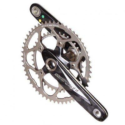 (ストロングライト/STRONGLIGHT)(自転車用クランク)FISSION アクティブリンク SS 110PCD ダブルコンパクト (歯数) 52x36 B016ABXWZ2