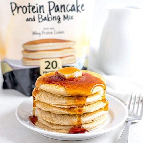 FlapJacked Protein Pancake & Baking Mix (4x680g) 4 Unidades 2720 g