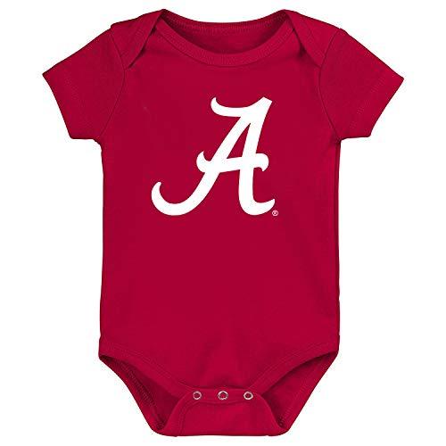 - Future Tailgater Alabama Crimson Tide Logo Baby Onesie (3-6 Months)