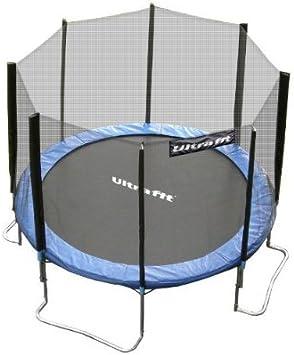 Ultrafit Jumper Cama Elástica 305 cm incluyendo la red de ...