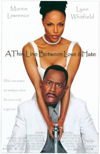 USA NEW Martin Lawrence A Thin Line Between Love and Hate Movie POSTER 11 x 17