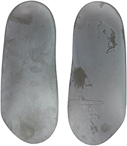 Corefit SELF Moldable Custom Orthotics (Podiatrist Grade 3/4 Shoe Inserts) for Plantar Fasciitis, Arch Pain & Heel Pain. Dress & Sport Arch Supports (Rigid Orthotics, Handcrafted in USA) W8/Big Kids 6