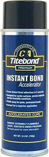 Titebond Instant Bond Aerosol Activator 5.5oz
