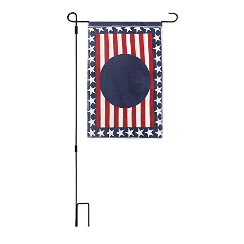 X.Sem Cotton U.S. Garden Flag - Personalized DIY