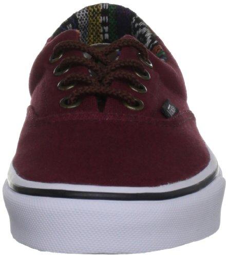 Vans U Era 59 - Zapatillas de tela unisex Tawny Port/Guate