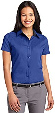 Port Authority Women's Wrinkle Resistance S