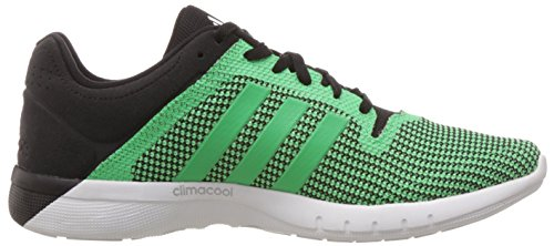 adidas Climacool Fresh 2, Herren Sneakers Grün (Flash Green S15/Core Black/Ftwr White)