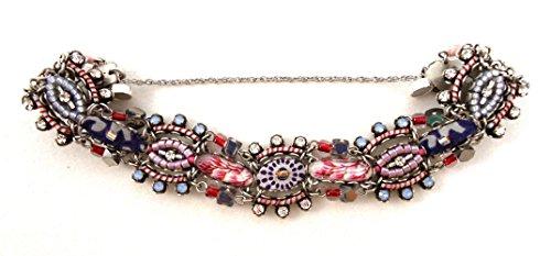 Ayala Bar PLAYA AZUL Classic Collection Crystal Bracelet