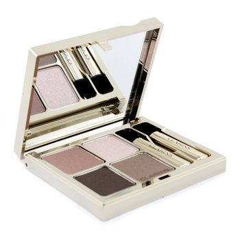 Clarins Eye Quartet Mineral Palette 03 Rosewood (Clarins For Eyes Quartet Color)