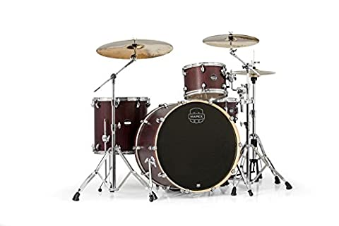 Mapex Mars Series 4-Piece Rock 24 Shell Pack Bloodwood (Mapex Saturn 7 Piece)