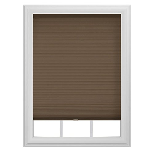 Bali Blinds Mocha Cordless Cellular Shade, 48 by 72-Inch
