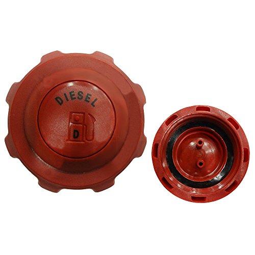 RE60714 Fuel Tank Cap For John Deere 5210 5310 5410 5510 5310N 5510N 5400N 5500N