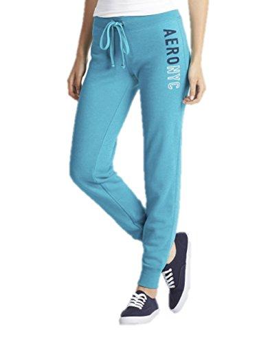 aeropostale-womens-aero-nyc-jogger-sweatpants-xx-large-aqua