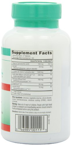 046985001113 - Super Lysine+ 180T ( Multi-Pack) carousel main 4