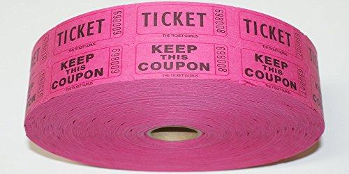 roll of tickets purple - 9